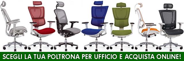 Prezzi Poltrone Ergonomiche Ufficio Online - Procomfort