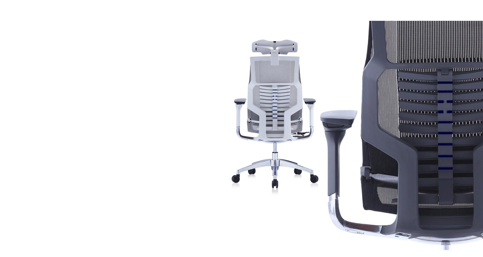 Pofit versatility POFIT redefines ergonomic chair